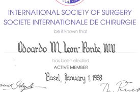 International Society of Surgery